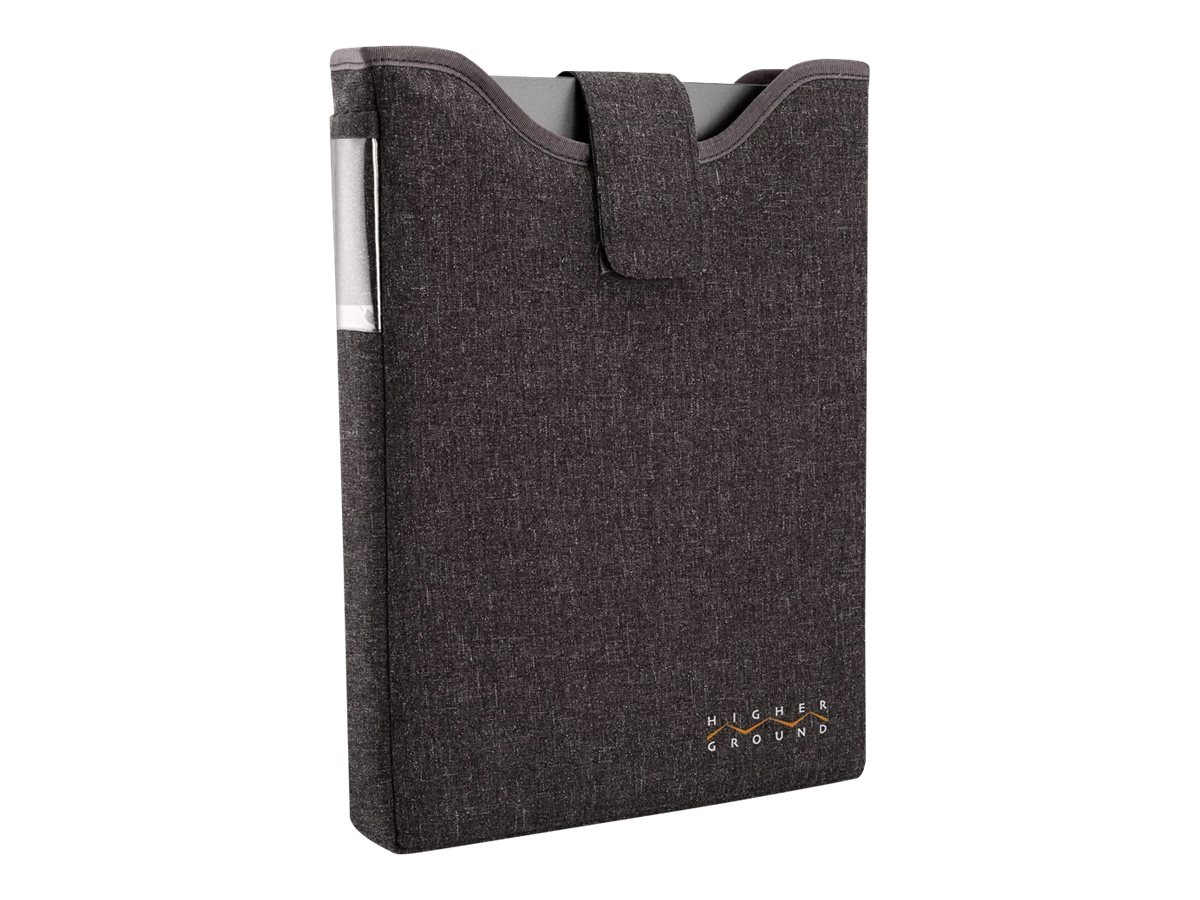 Higher Ground DropIn notebook carrying backpack insert