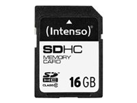 Intenso Class 10 - Flash memory card