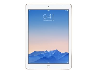 Apple iPad Air 2 Tablet 16 GB 9.7INCH (2048 x 1536) gold refurbished