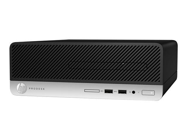 Image of HP ProDesk 400 G6 - SFF - Core i3 9100 3.6 GHz - 8 GB - SSD 256 GB - UK