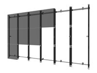 Peerless-AV Dedicated DvLED Mounting Systems IF015H/-E UHD Mounting Configuration
