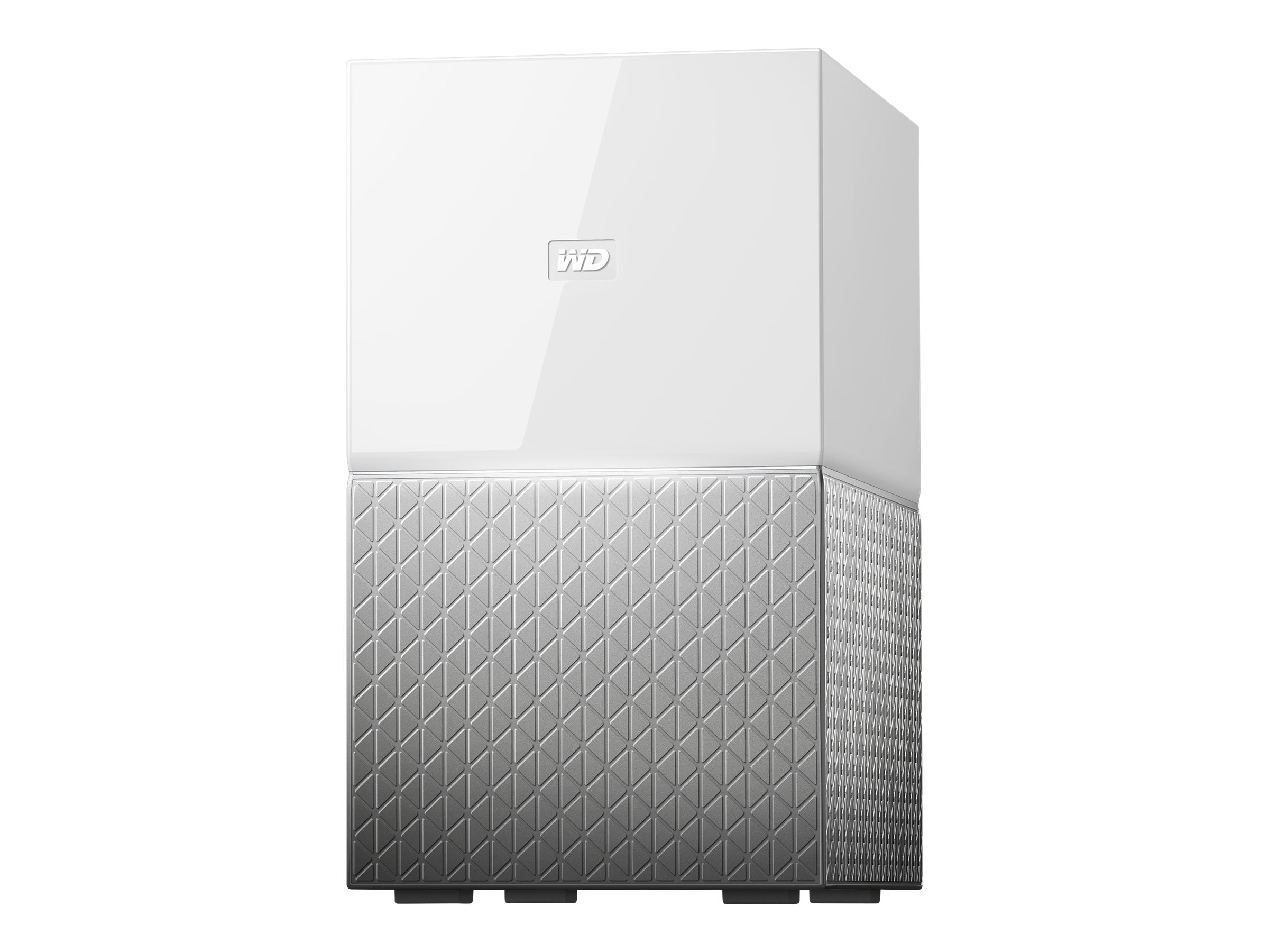 WD My Cloud Home Duo WDBMUT0160JWT - personal cloud storage device - 16 TB