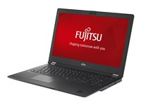 "Fujitsu LIFEBOOK U758 - Core i7 8550U / 1.8 GHz - Win 10 Pro 64 bits - 16 Go RAM - 512 Go SSD SED, TCG Opal Encryption - 15.6"" IPS 1920 x 1080 (Full HD) - UHD Graphics 620 - Wi-Fi, Bluetooth - kbd : français"