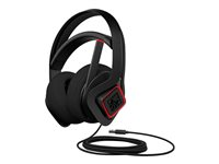 OMEN by HP Mindframe Prime Headset Headset full size wired USB black