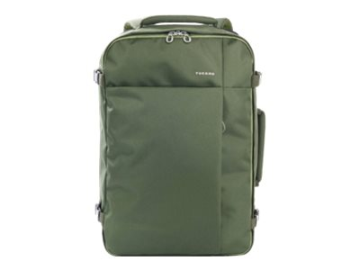 Tucano Travel TUGÒ LARGE Notebook carrying backpack 17INCH green