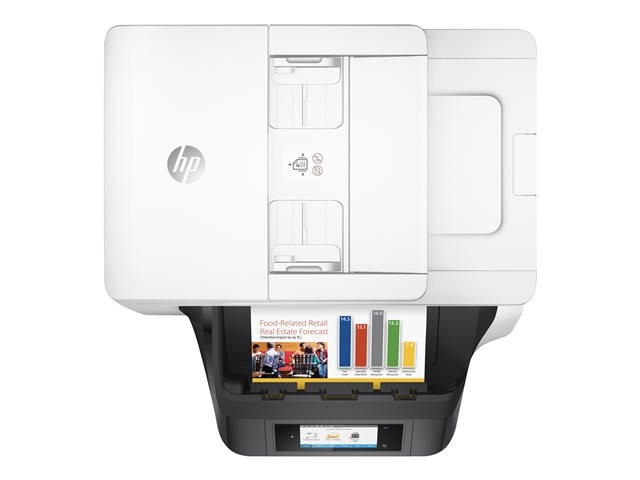 D9l19a A80 Hp Officejet Pro 8720 All In One Multifunction Printer Colour Currys Pc World Business