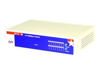 Amer SD16 - switch - 16 ports - unmanaged