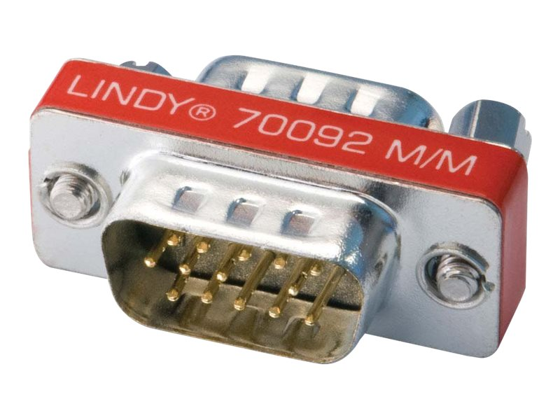 Lindy Mini Gender Changer - changeur de genre