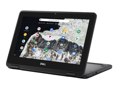 Dell Chromebook 3100 2-in-1 Flip design Celeron N4000 / 1.1 GHz Chrome OS 4 GB RAM