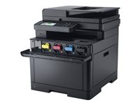 Dell Color Cloud Multifunction Printer H625cdw Multifunction printer color laser