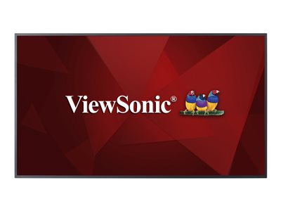 ViewSonic CDE5510 55INCH Class (54.6INCH viewable) LED display hotel / hospitality