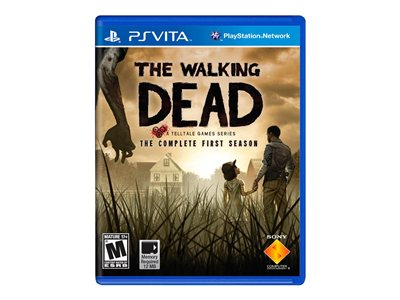 The Walking Dead The Complete First Season PlayStation Vita