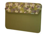 Mobile Edge Sumo Camo 8.9INCH to 11INCH iPad or Tablet screens Notebook sleeve 8.9INCH 9INCH gree