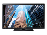 "Samsung S22E450F - SE450 Series - LED monitor - 22"" (21.5"" viewable) - 1920 x 1080 Full HD (1080p) - TN - 250 cd/m² - 5 ms - HDMI, DVI, VGA - black"
