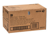 Xerox WorkCentre 5030/5050 - 2-pack - black - original - toner cartridge - for Copycentre 23X, C35, C45, C55; WorkCentre 23X, 245, 5755; WorkCentre Pro 23X, 245, 255