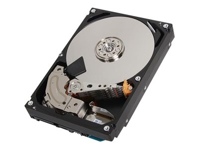 Toshiba MD04ACA Series MD04ACA600 Hard drive 6 TB internal 3.5INCH SATA 6Gb/s 7200 rpm