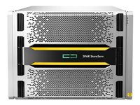 HPE 3PAR StoreServ 9450 Node Pair - Hard drive array - 48 bays (SAS) - rack-mountable - 8U