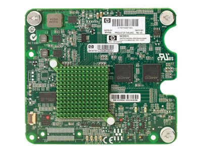 HPE TDSourcing NC551m - network adapter - PCIe 2.0 x8 - 2 ports