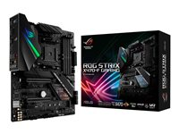 ASUS ROG STRIX X470-F GAMING - Carte-mère - ATX - Socket AM4 - AMD X470 - USB 3.1 Gen 1, USB 3.1 Gen 2, USB-C Gen1 - Gigabit LAN - carte graphique embarquée (unité centrale requise) - audio HD (8 canaux)