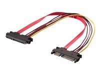 Lindy - SATA extension cable - SATA combo to SATA combo - 30 cm