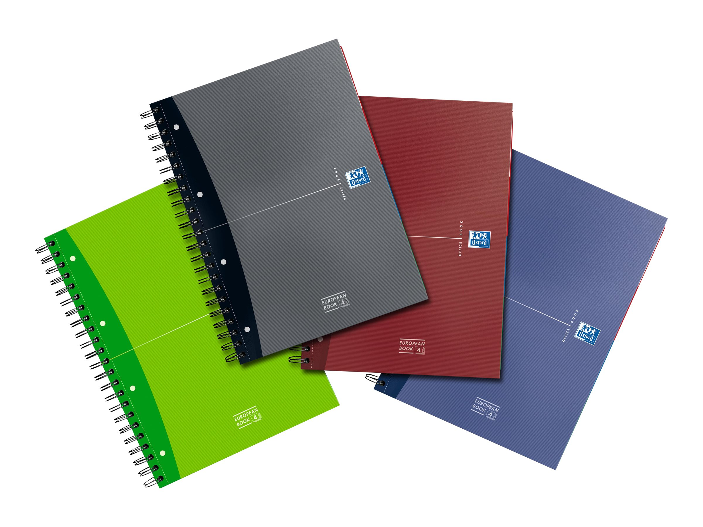 Oxford office essentials europeanbook a4 cahier 24 x 32 240 pages grands carreaux - Cahier oxford office book ...
