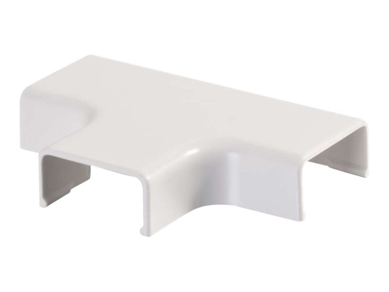 C2G Wiremold Uniduct 2700 Tee - White - cable raceway tee