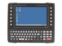 "Motorola VH10 - Vehicle mount computer - OMAP 3 800 MHz - Win CE 6.0 - 512 MB RAM - 1 GB SSD - 8"" touchscreen 800 x 480 - kbd: English QWERTY - rugged"