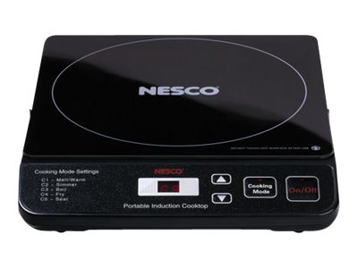 Nesco PIC-14 - Induction hot plate - 1500 W - black