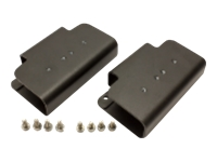 Zebra - Mounting component (bracket adapter) for vehicle mount computer (pack of 2) - for Zebra VC80