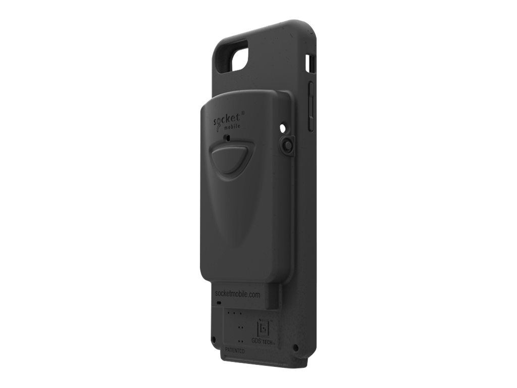 DuraCase 800 Series - back cover for cell phone / barcode scanner