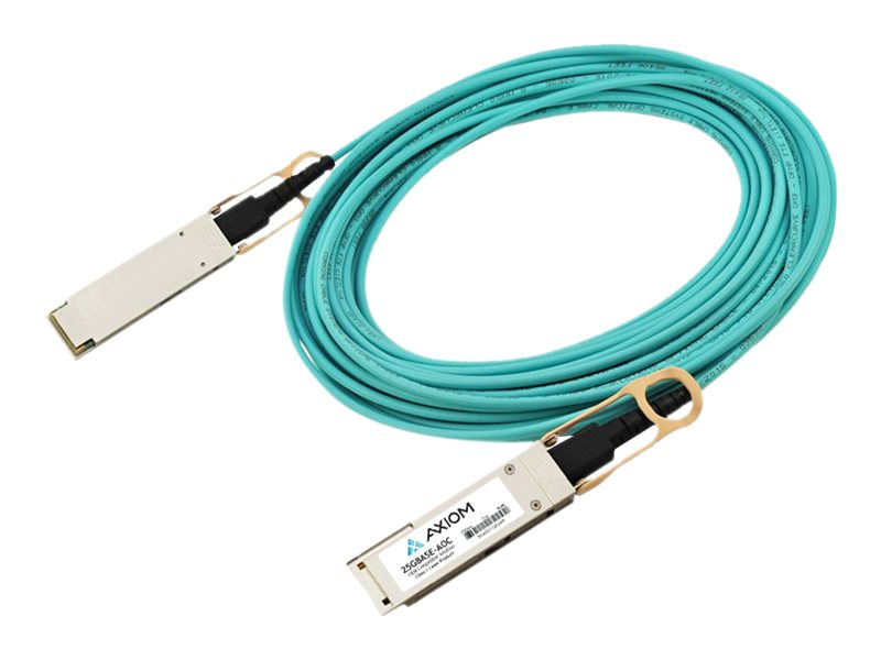 Axiom 25GBase-AOC direct attach cable - 3 m