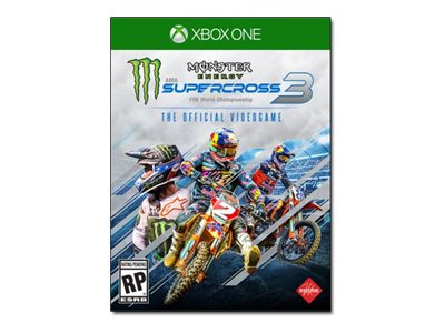 Monster Energy Supercross The Official Videogame 3 Xbox One
