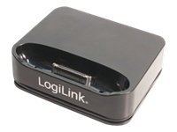 LogiLink UA0093 - Docking Station - für Apple iPhone 3G, 3GS