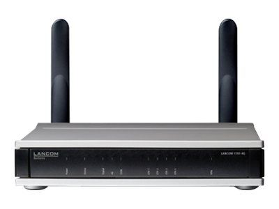 LANCOM 1781-4G - Router - ISDN/WWAN - 4-Port-Switch - GigE, PPP
