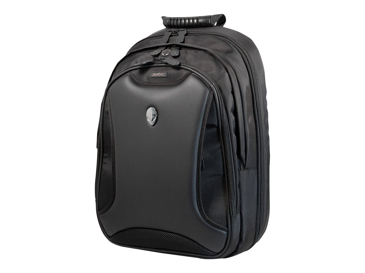 """Mobile Edge Alienware Orion ScanFast 17.3"""" Backpack notebook carrying backpack"""