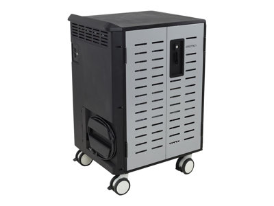 Ergotron Zip40 Charging Cart Cart (charge only) for 40 tablets / notebooks lockable steel
