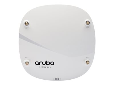 HPE Aruba AP-324 Wireless access point Wi-Fi Dual Band in-ceiling