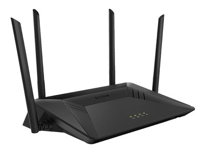 D-Link DIR-867 Wireless router 4-port switch GigE, 802.11ac Wave 2