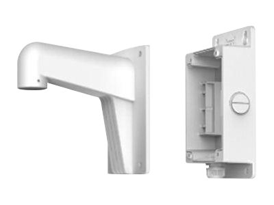 Hikvision WMS Camera mounting bracket wall mountable white
