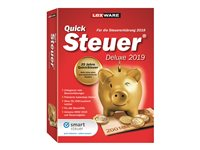 QuickSteuer Deluxe 2019 - Box-Pack