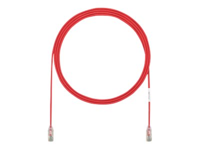 Panduit TX6-28 Category 6 Performance - patch cable - 60 cm - red