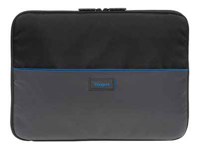 """Targus Education Dome Protection Work-in Sleeve - Notebook sleeve - 13.3"""" - grey, black"""