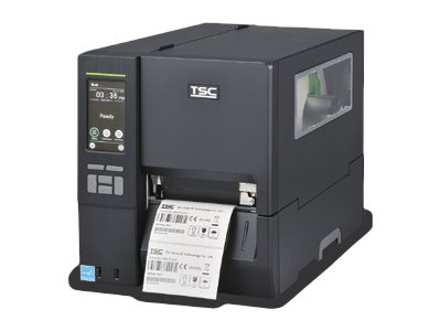 TSC MH341T Label printer direct thermal / thermal transfer Roll (4.5 in) 300 dpi