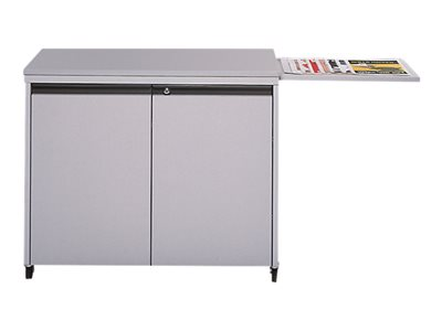 GBC Lamination equipment cabinet silver