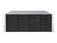 Supermicro SuperStorage Server 6047R-E1R24L Server rack-mountable 4U 2-way no CPU