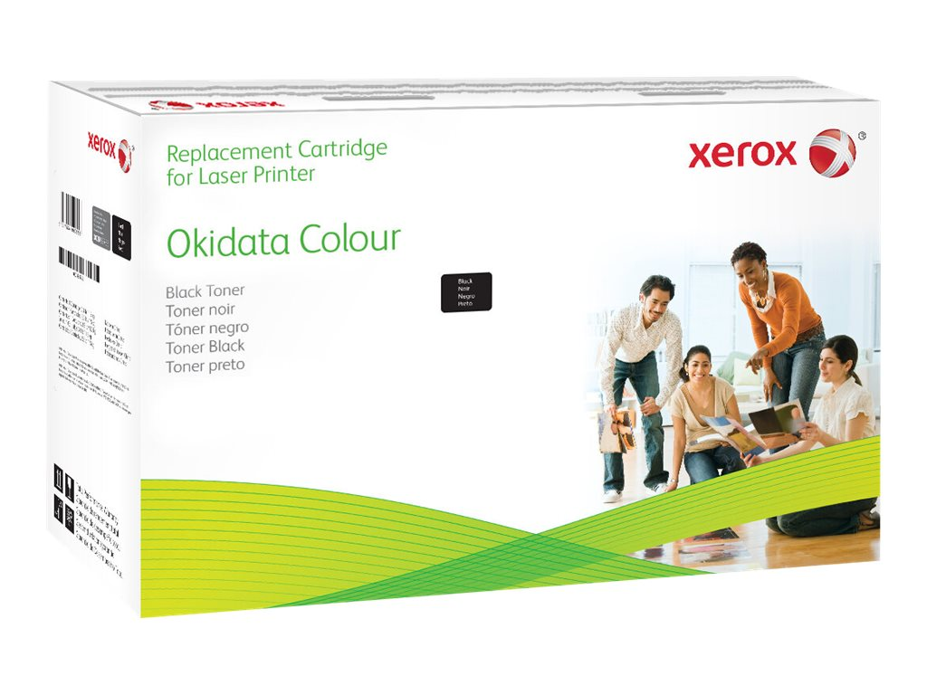 Xerox Oki B431/B431d/B431dn - black - original - toner cartridge (alternative for: OKI 44917602)