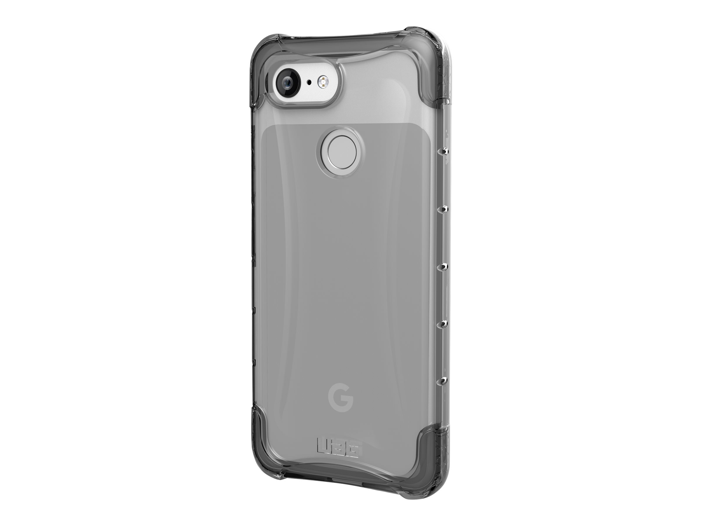 UAG Rugged Case for Google Pixel 3 [5.5-inch screen] - Plyo Ice - back cover for cell phone
