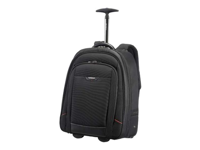 Samsonite Pro-DLX4 Laptop Backpack with Wheels - Notebook-Rucksack - 43.9 cm (17.3