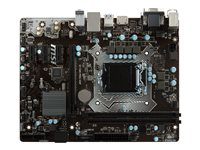 MSI H110M PRO-VDP - Motherboard