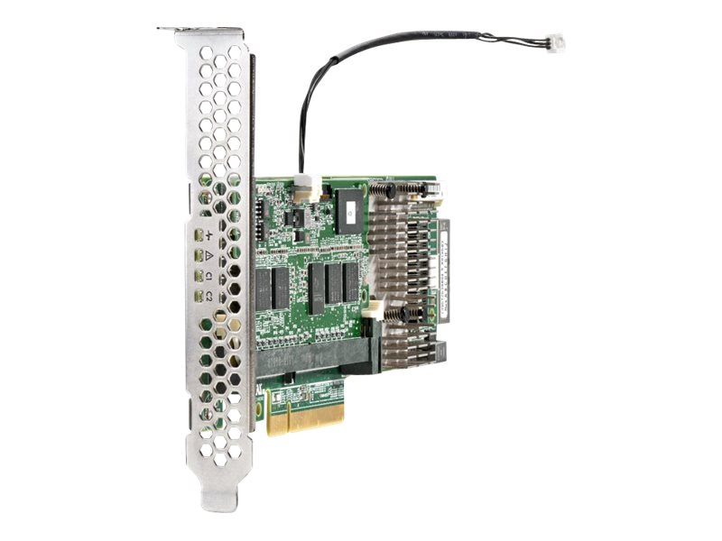 HPE Smart Array P440/4GB with FBWC - Speichercontroller (RAID) - 8 Sender/Kanal - SATA 6Gb/s / SAS 12Gb/s Low-Profile - 1.2 GBps - RAID 0, 1, 5, 6, 10, 50, 60, 1 ADM, 10 ADM